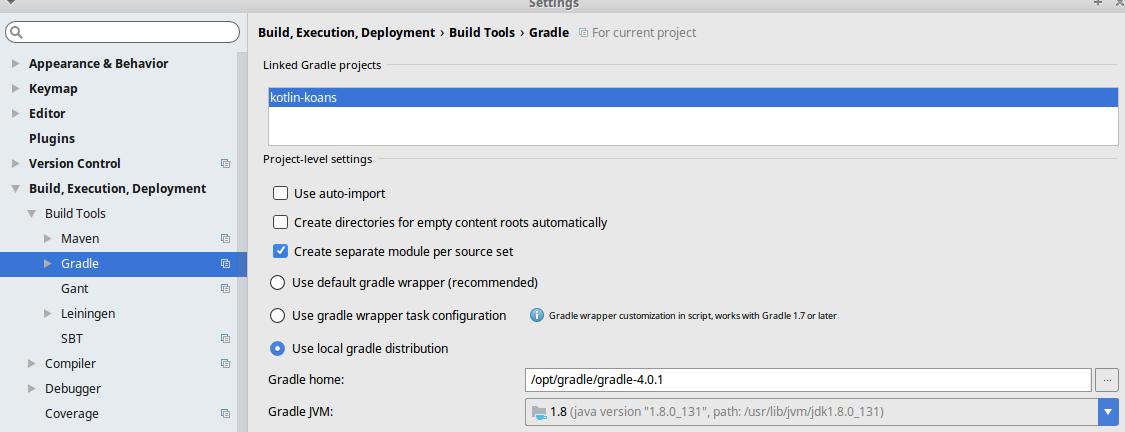 IntelliJ - no tasks in Gradle Tool Window | Lothar Schulz