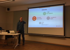 Continuous Delivery to Kubernetes at Zalando – Berlin CI/CD meetup